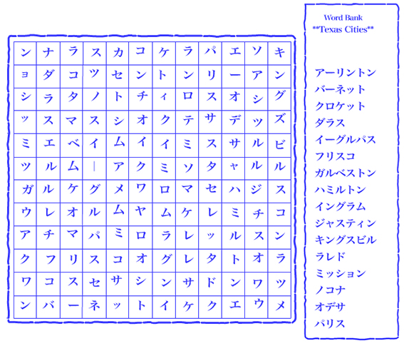 picture about Japanese Flashcards Printable known as JOSHU - Eastern On the internet Self-Assistance Utility