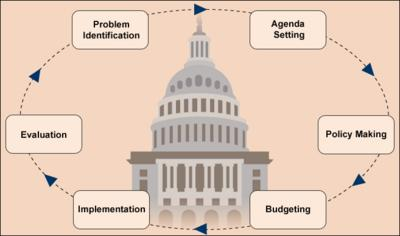 7 steps of policy formulation ppt