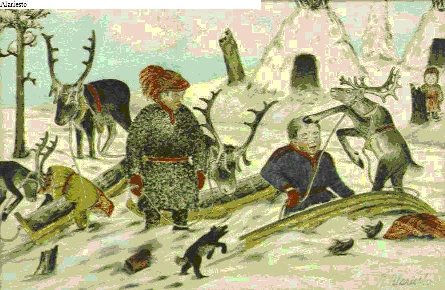 The Mysticism of Sámi Art